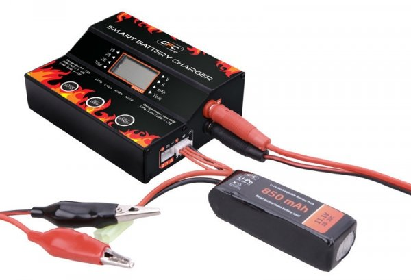 Mikroprocesorowa ładowarka Smart Battery Charger GFC ENERGY 220V