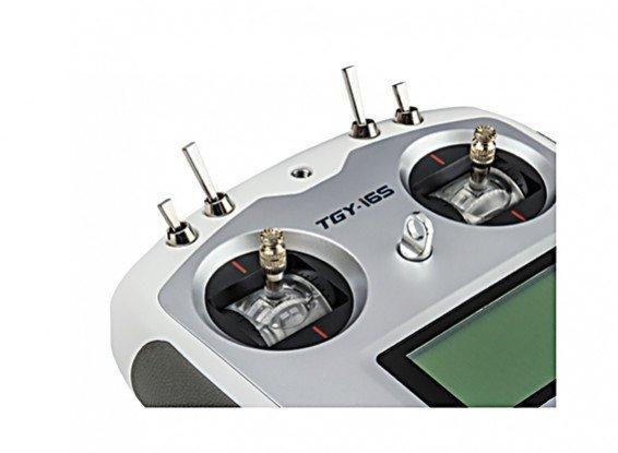 Aparatura TURNIGY TGY-i6s Mode 2 AFHDS Transmitter and 6CH Receiver iA6B