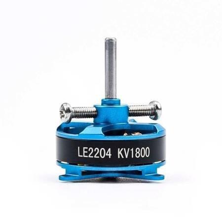 Silnik bezszczotkowy LE2204 1800KV 2-3S - ciąg 600g - ze stałą piastą pro-saver