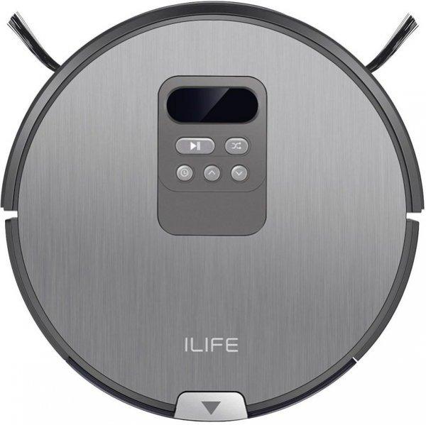 Inteligentny odkurzacz / robot czyszczący iLife V80