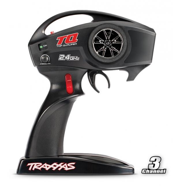 Traxxas Nitro T-Maxx Classic 1:10 TQ RTR, ład.