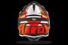 AIROH KASK OFF-ROAD AVIATOR ACE TRICK ORANGE MATT