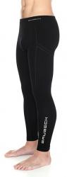 BRUBECK LE11120 Spodnie męskie EXTREME WOOL czarne