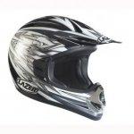 Kask motocyklowy LAZER X5 Voltage czarny/szary