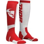 THOR SKARPETY YOUTH MX RED/WHITE =$