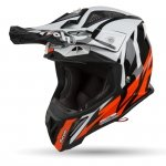 AIROH KASK OFF-ROAD AV 2.3 AMSS GREAT ORANGE GLOSS