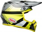 BELL MARAUDER HI VIZ YELLOW/BLACK Kask Off - road
