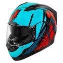 ICON HELMET ALLIANCE GT™ PRIMARY™ BLUE / RED / BLACK=$