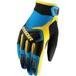 THOR RĘKAWICE SPECTRUM S8 OFFROAD BLUE/YELLOW =$