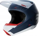 SHIFT WHIT3 NAVY KASK OFF-ROAD