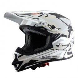 ASTONE KASK MX600 GRAPHIC SEAL WH/BLUE/SAND