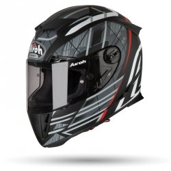 AIROH KASK INTEGRALNY GP 500 DRIFT BLACK MATT
