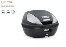 Kufer Centralny Givi E370  TECH Monolock - 39 Litrów