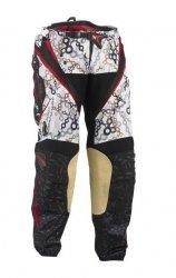 STR spodnie MX TWIST szare