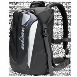 BUSE Plecak wodoodporny  30 litrów czarno-biały
