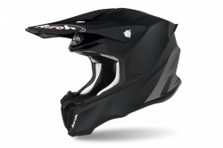 AIROH KASK OFF-ROAD TWIST 2.0 COLOR BLACK MATT