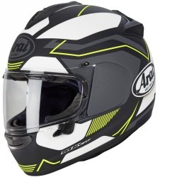 ARAI KASK INTEGRALNY CHASER-X SENSATION YELLOW