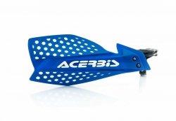 Acerbis Handbary X-Ultimate niebiesko - biały