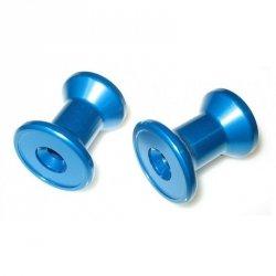 ROLKI KEITI 23MM (PODNOŚNIK TYŁ) M8 BLUE 2 PACK