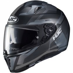 HJC KASK INTEGRALNY I70 ELUMA BLACK/GREY