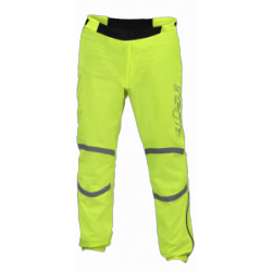 BUSE Spodnie motocyklowe przeciwdeszczowe neon
