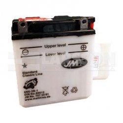 Akumulator standardowy JMT 6N6-3B-1 1100021 Yamaha DT 175, Honda CB 125
