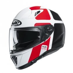 HJC KASK INTEGRALNY  I70 PRIKA WHITE/BLACK/RED