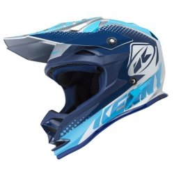 KASK CROSS KENNY PERFORMANCE SILVER BLUE 2018