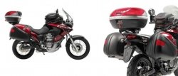 GIVI E225 Mocowanie Kufra Monokey Honda Xl 700V Transalp 08