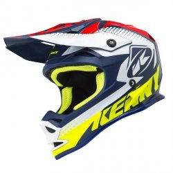KASK CROSS KENNY PERFORMANCE KID NAVY RED 2018
