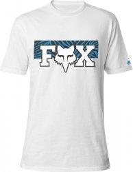FOX T-SHIRT VEGAS FHEADX PREMIUM OPTICAL WHITE