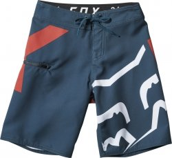 FOX BOARDSHORT  JUNIOR STOCK NAVY