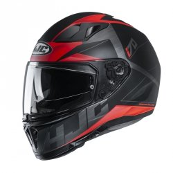 HJC KASK INTEGRALNY  I70 ELUMA BLACK/RED