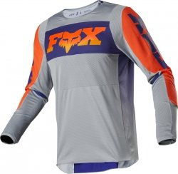 FOX BLUZA OFF-ROAD 360 LINC GREY/ORANGE