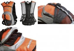 PLECAK OZONE KONA ORANGE/GREY