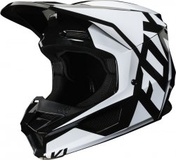 FOX KASK OFF-ROAD V-1 PRIX BLACK