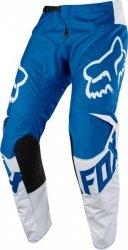 SPODNIE FOX 180 RACE BLUE