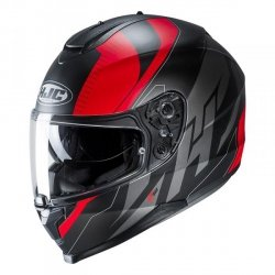 HJC C70 KASK INTEGRALNY BOLTAS BLACK/RED