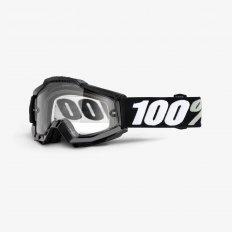 100 PROCENT GOGLE ACCURI ENDURO MTB TORNADO CZARNY