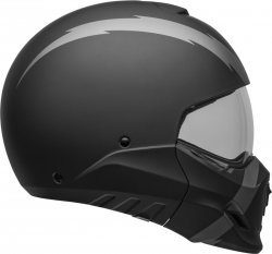 BELL KASK SYSTEMOWY BROOZER ARC MATTE BLACK/GREY