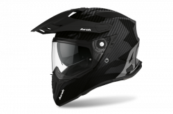 AIROH KASK INTEGRALNY COMMANDER CARBON FULL GLOSS