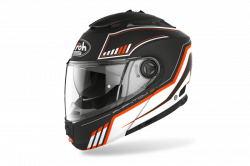 AIROH KASK SYSTEMOWY PHANTOM S BEAT ORANGE MATT