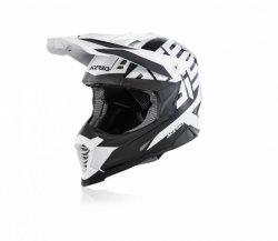 Acerbis Kask X-RACER VTR czarno - biały