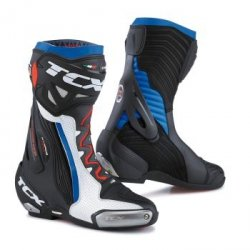 BUTY SPORTOWE TCX RT-RACE PRO AIR WHITE/BLACK/BLUE