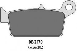 KLOCKI HAMULCOWE DELTA BRAKING KH131 DB2170MX-N