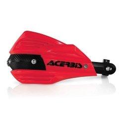 Acerbis Handbary X-Factor czerwony