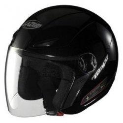 Kask motocyklowy LAZER TEMPO  czarny