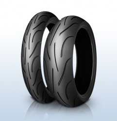 MICHELIN OPONA 190/55ZR17 (75W) TL PILOT POWER 2CT (R)