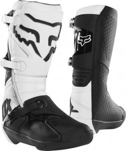FOX BUTY OFF-ROAD COMP WHITE
