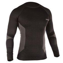 OXFORD Koszulka termoaktywna BASE LAYER czarny